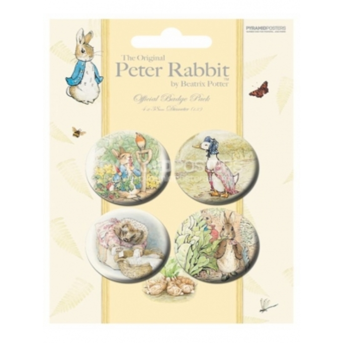 placky - Beatrix Potter - BP80167