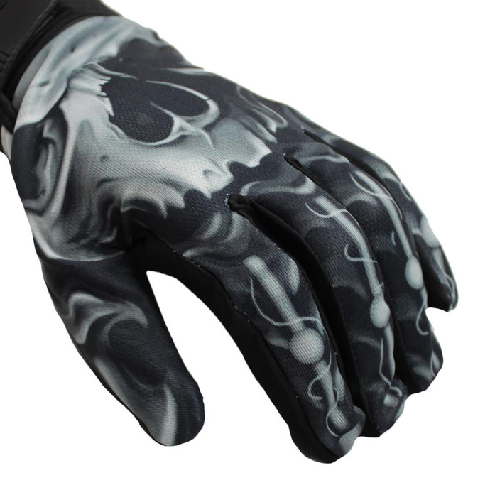 rukavice LETHAL THREAT SKULL BIOMECHANICAL S