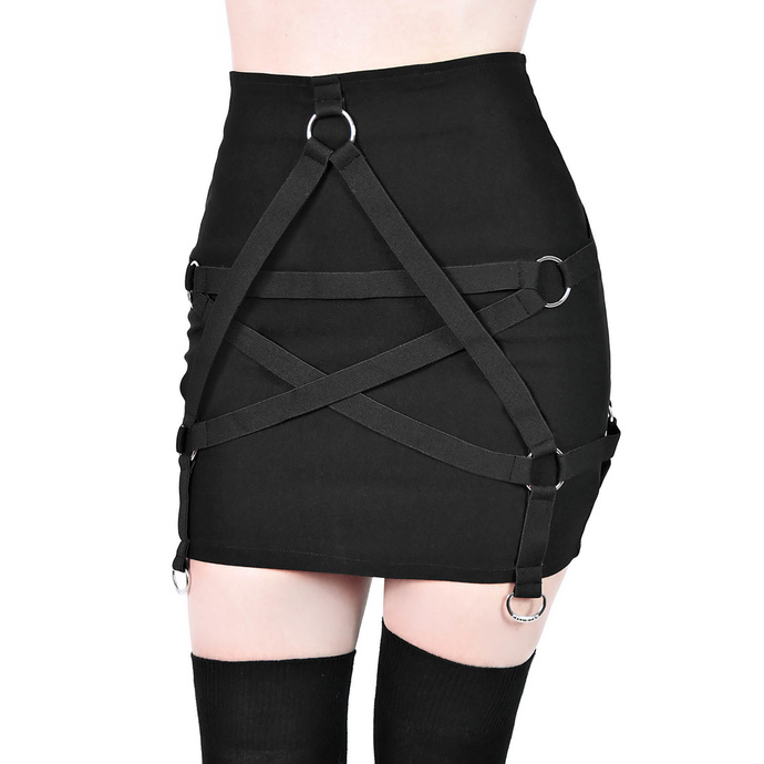sukně KILLSTAR Harness Ur Power XS