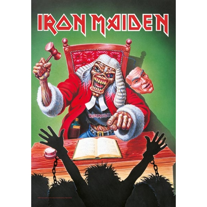 HEART ROCK Iron Maiden 10 Years