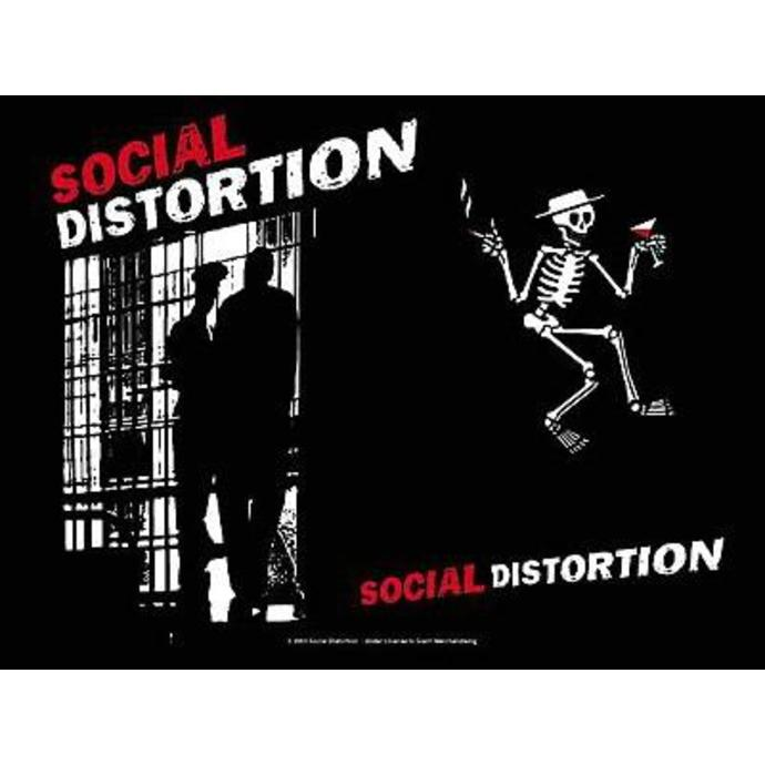 vlajka Social Distortion - Slammer