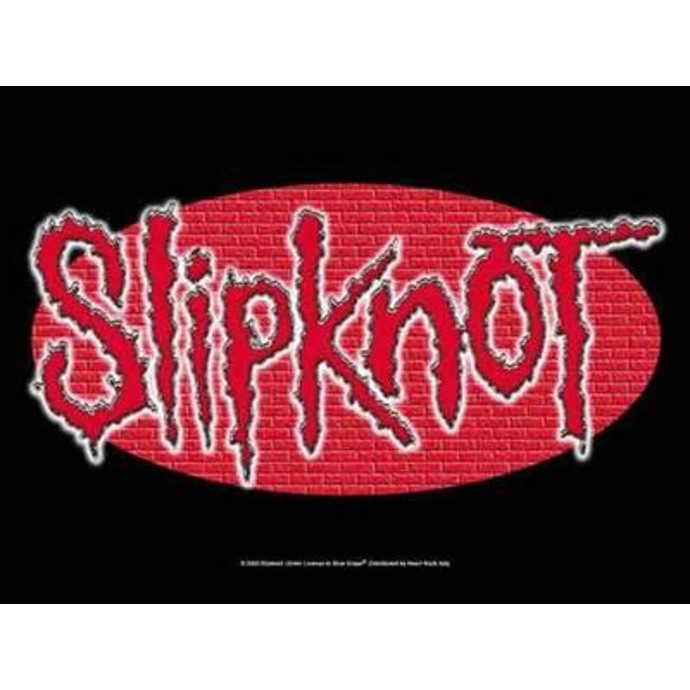 HEART ROCK Slipknot Wall Logo