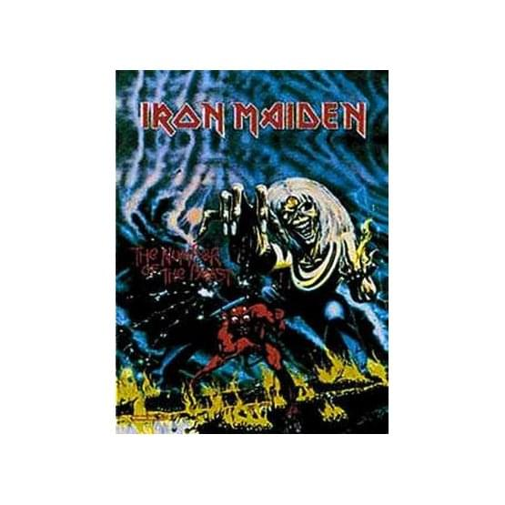 HEART ROCK Iron Maiden