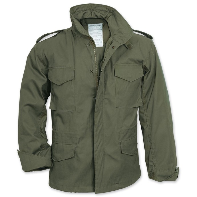 bunda zimní SURPLUS FIELDJACKET M 65 4XL