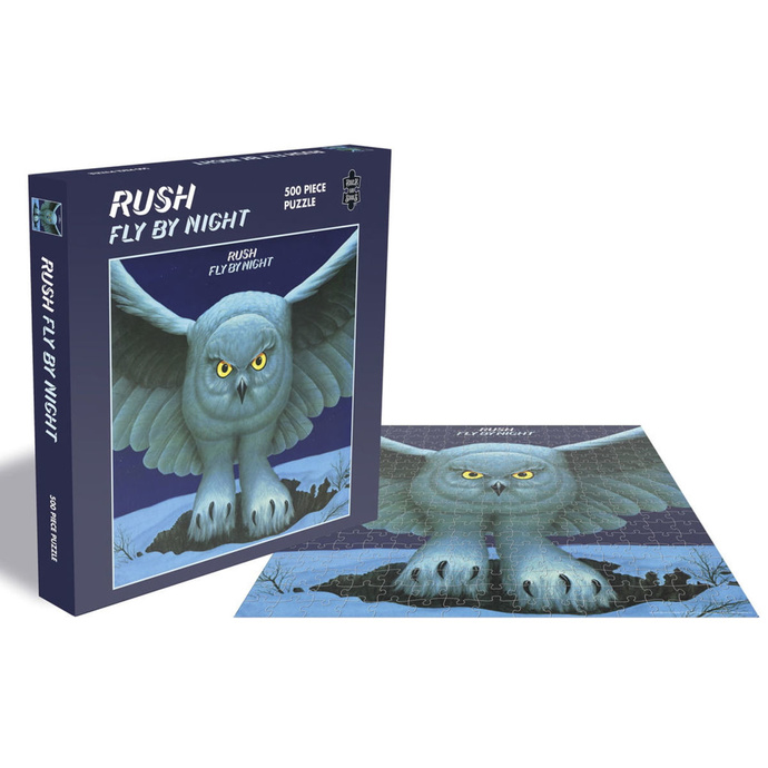 PLASTIC HEAD Rush FLY BY NIGHT