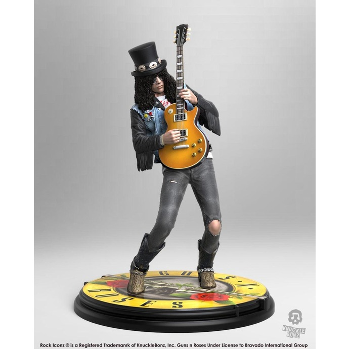 figurka skupiny KNUCKLEBONZ Guns N Roses Slash