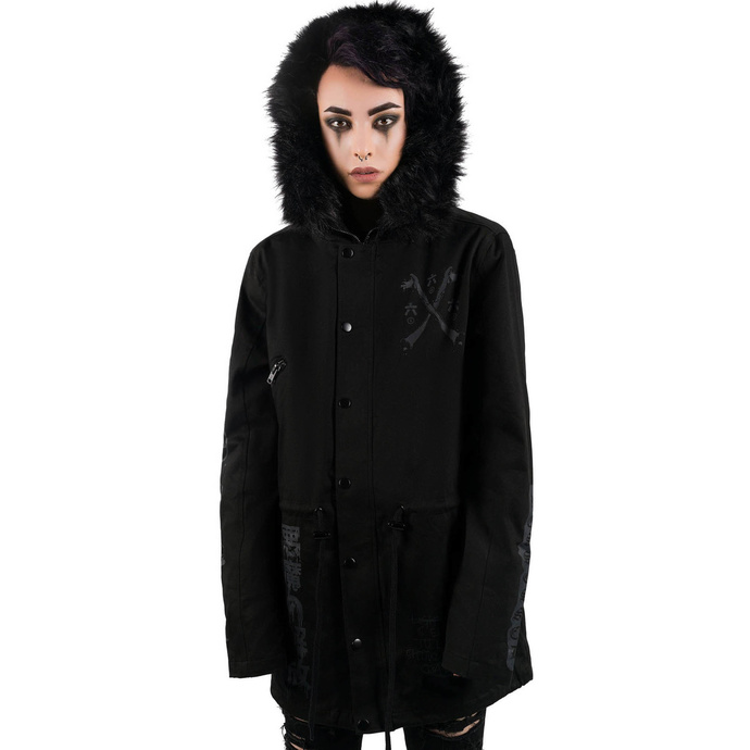 bunda zimní KILLSTAR Wake From Death Parka XS