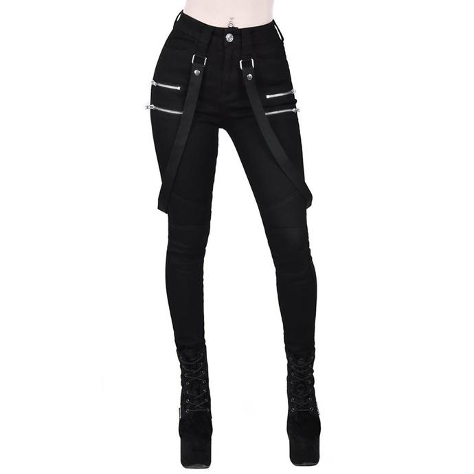 kalhoty plátěné KILLSTAR Warfare Jeans XS