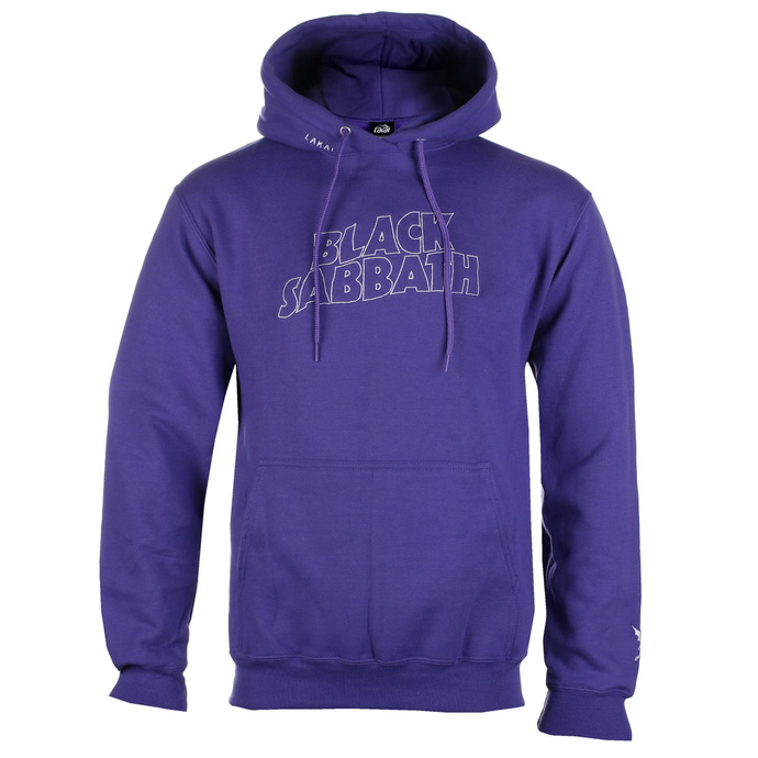 mikina pánská Lakai x BLack Sabbath -  Master Of Reality - purple - lsw420131-purpl S