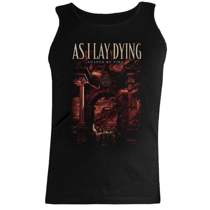 tílko NUCLEAR BLAST As I Lay Dying Shaped by fire XL