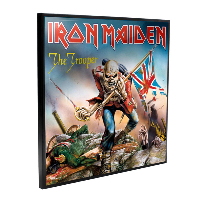 obraz NNM Iron Maiden The Trooper