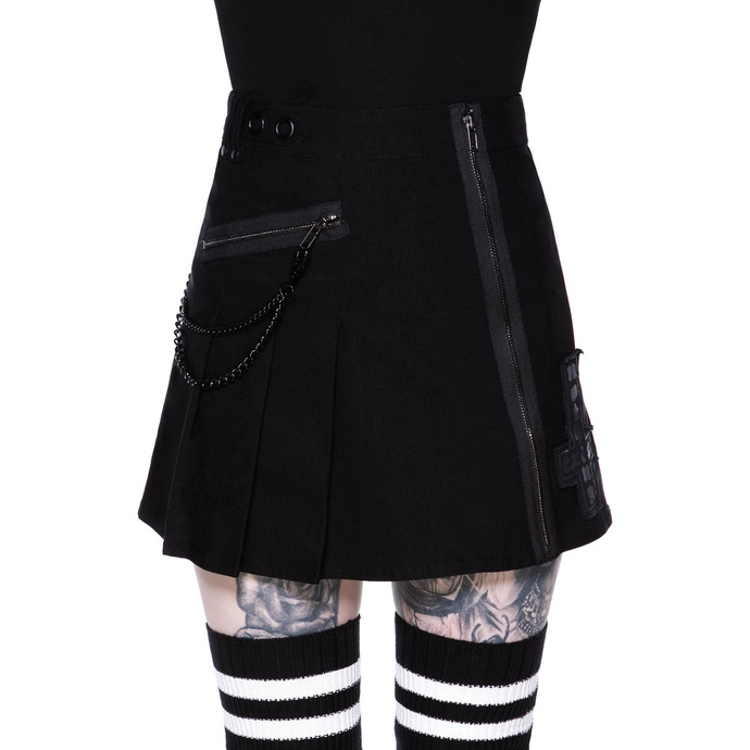 sukně KILLSTAR Calling Alice Mini Skirt XS