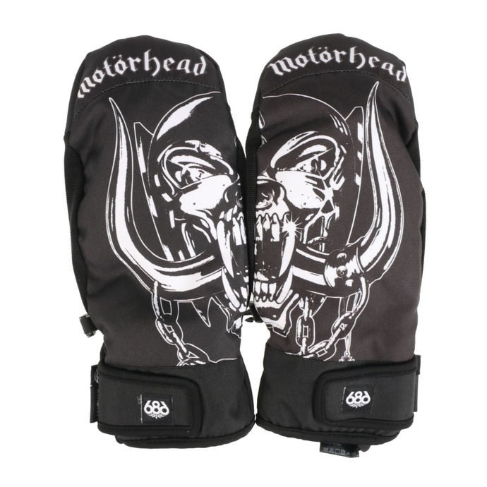 rukavice 686 Motörhead Mountain Mitt M