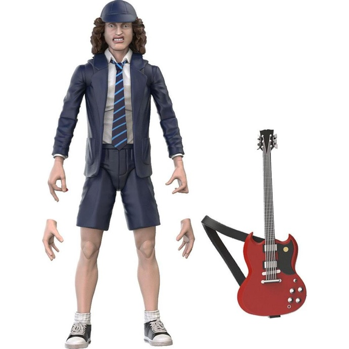 figurka skupiny NNM AC-DC Angus Young