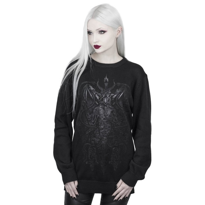 svetr KILLSTAR Dark Prince Knit L
