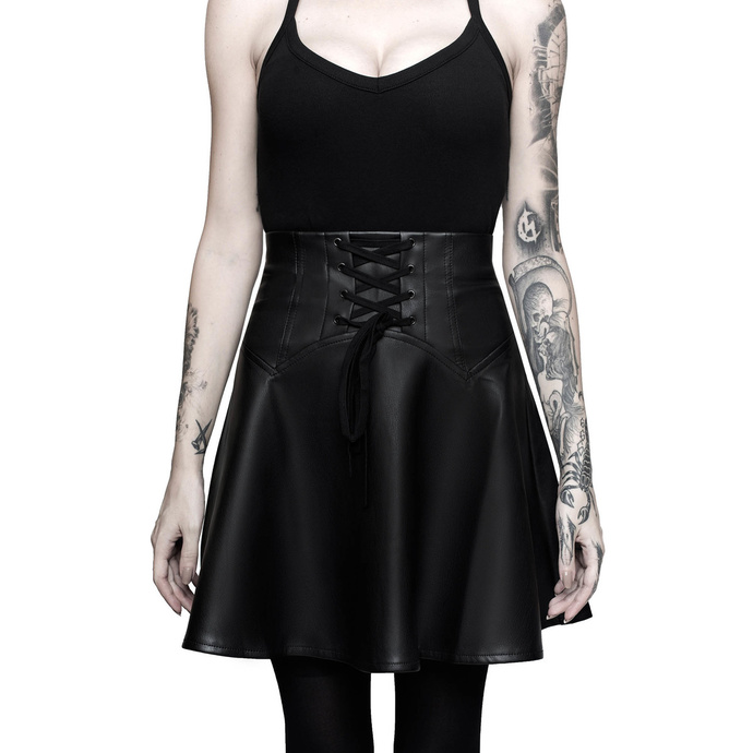 sukně KILLSTAR Dearest Rose Mini L