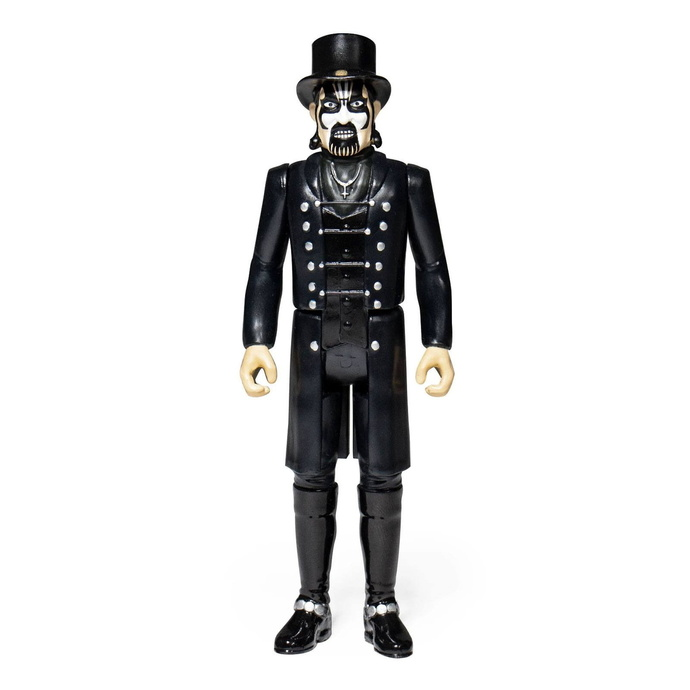 figurka filmová NNM King Diamond ReAction Action Figure Top Hat