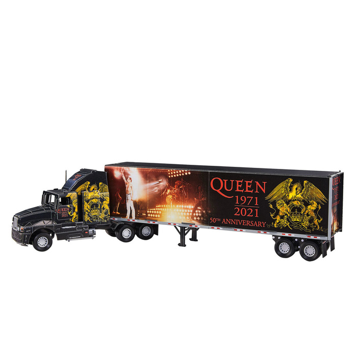 NNM Queen Truck  Trailer