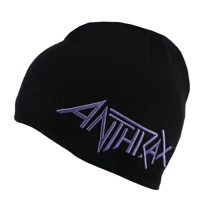 kulich ROCK OFF Anthrax Logo