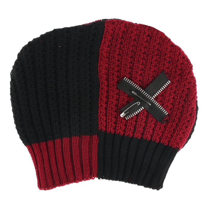 kulich HEARTLESS - PITCH HATE - REDBLACK - POI988