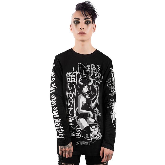 tričko KILLSTAR Follow Me černá XXL