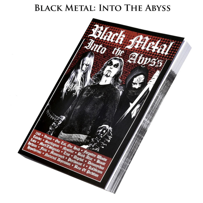 kniha Black Metal: Into The Abyss (signed) - CULT003
