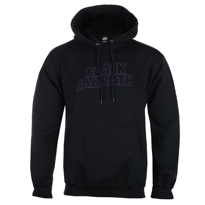 mikina pánská Lakai x BLack Sabbath -  Master Of Reality -black - lsw420131-black S