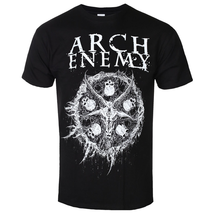 Tričko metal ART WORX Arch Enemy Pure Fucking Metal Revamped černá XXL