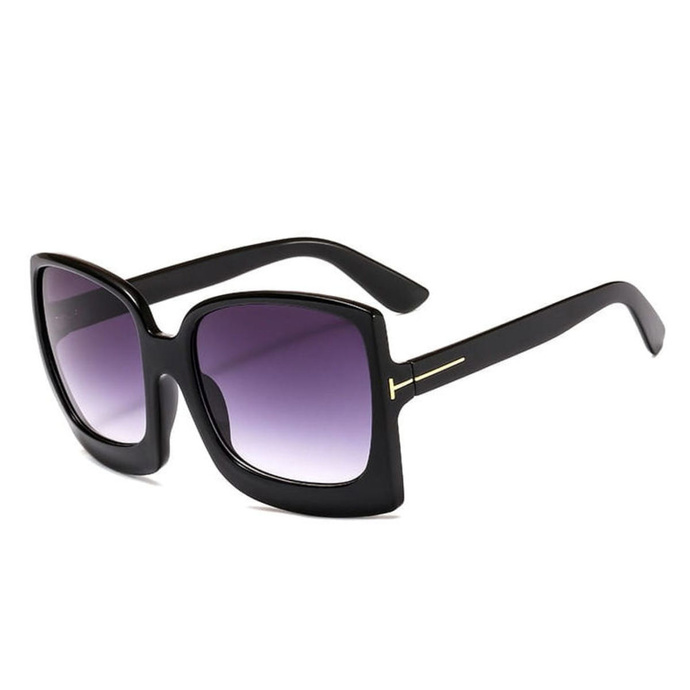 sluneční brýle JEWELRY & WATCHES - D2_black