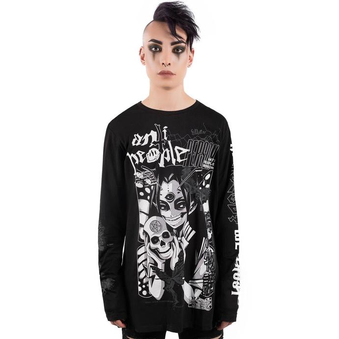 tričko KILLSTAR No Fairytale černá XXL