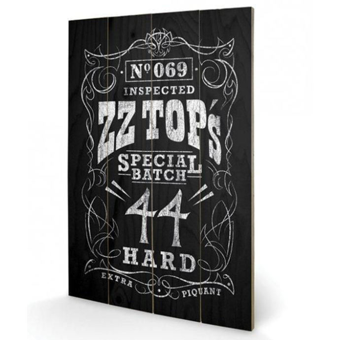 obraz PYRAMID POSTERS ZZ-Top (Special Batch)