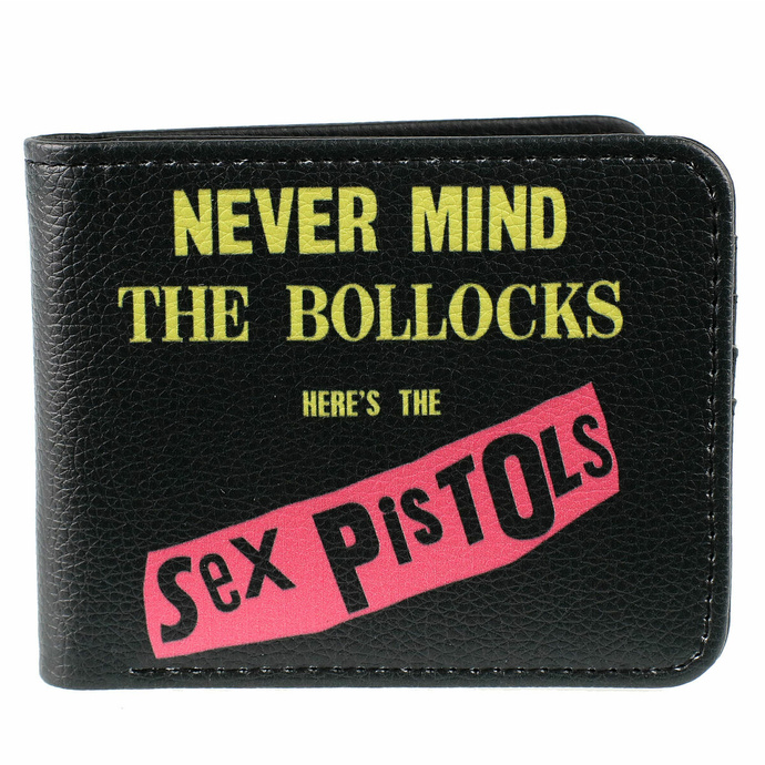 peněženka SEX PISTOLS - NEVER MIND THE BOLLOCKS - WASPNMD01