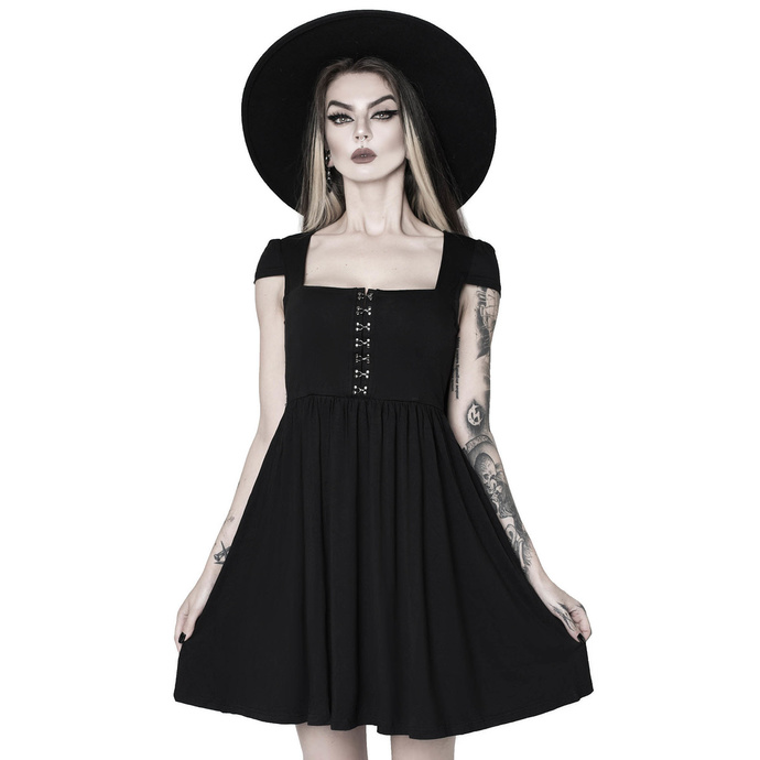 šaty KILLSTAR Punk-Tured Babydoll S