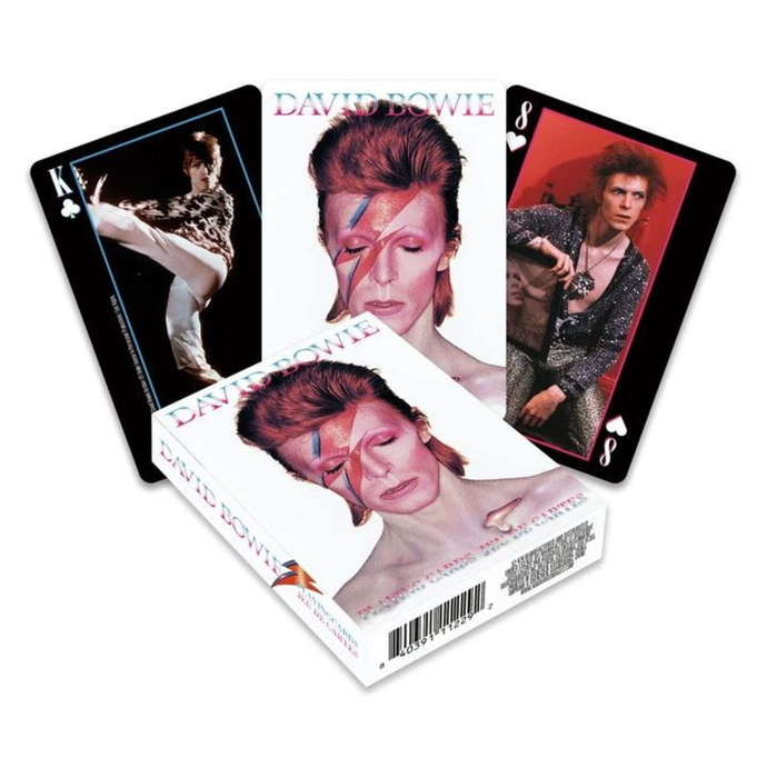 karty NNM David Bowie Pictures