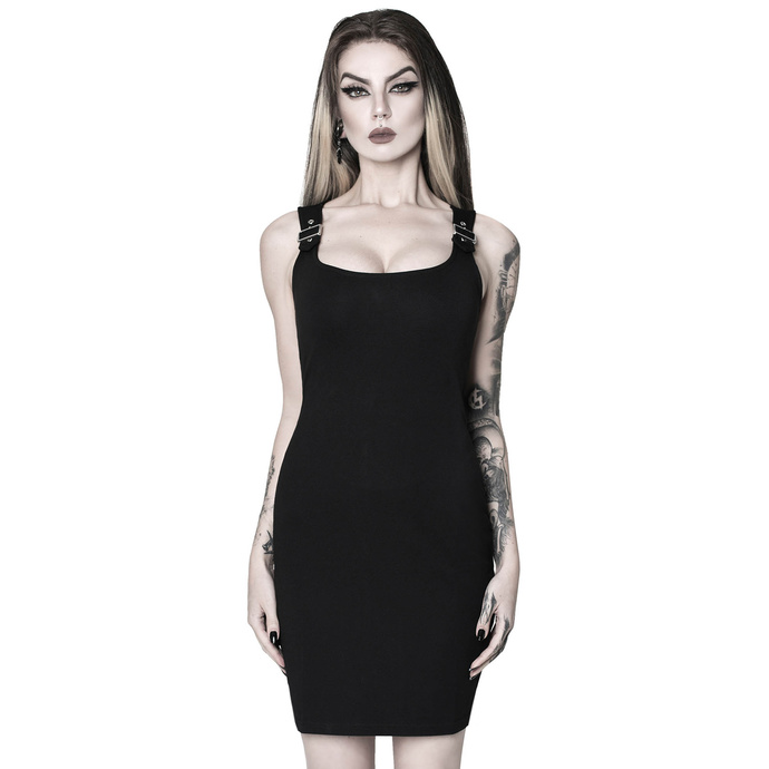 šaty KILLSTAR Rarity Zip Bodycon XS