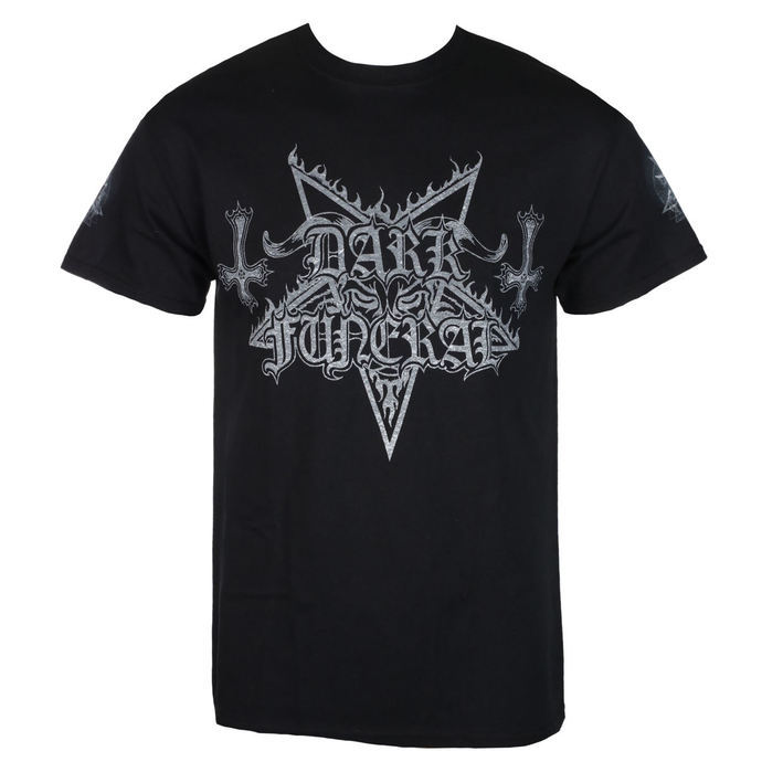 Tričko metal RAZAMATAZ Dark Funeral TO CARVE ANOTHER WOUND černá S