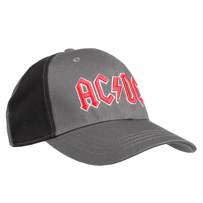 kšiltovka ROCK OFF AC-DC Red Logo