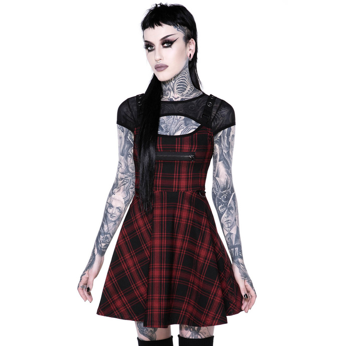 šaty KILLSTAR Slayonce Skater Dress XS