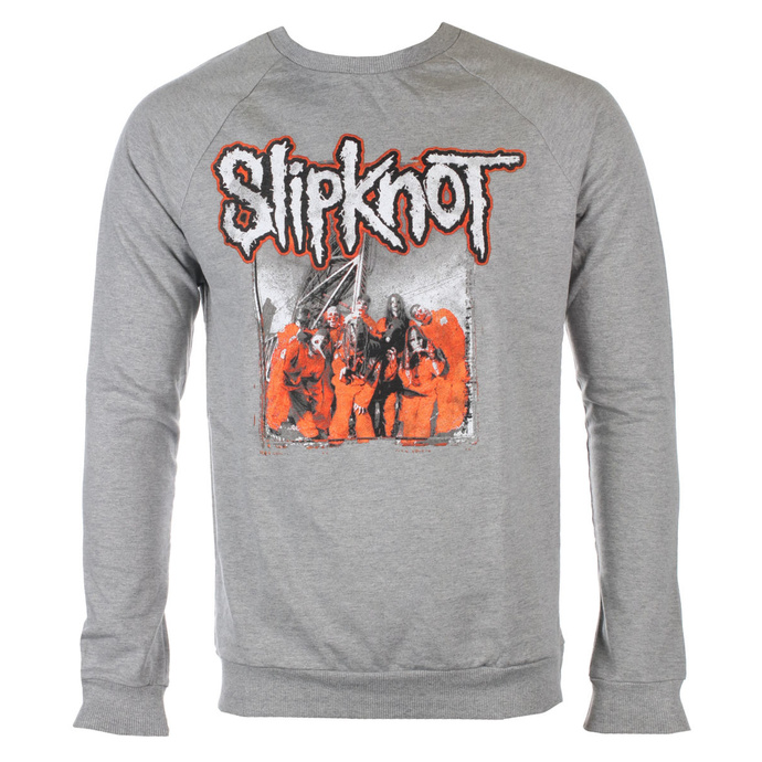 Tričko metal ROCK OFF Slipknot Self-Titled černá S