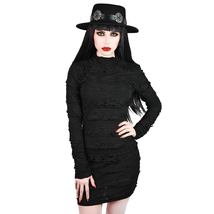 šaty KILLSTAR Terror Bodycon XS