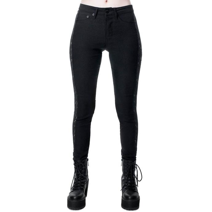 kalhoty plátěné KILLSTAR Vanquish Jeans XS
