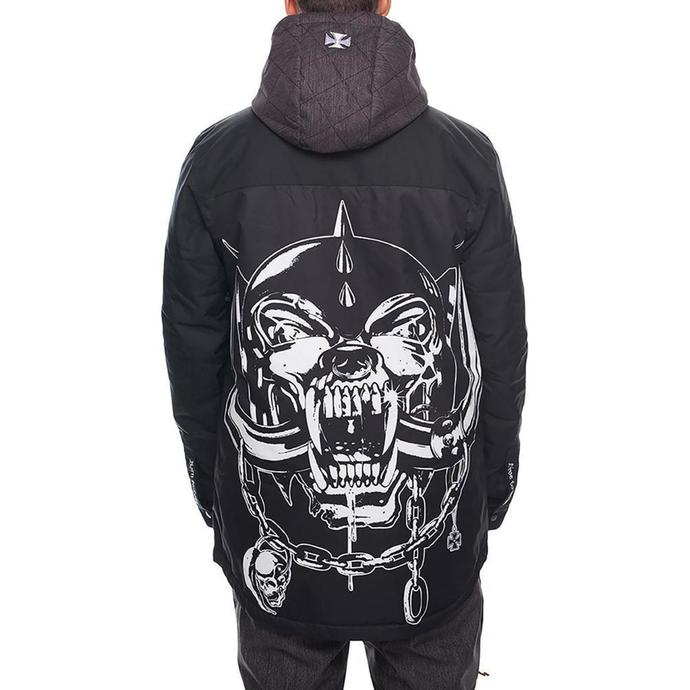 bunda zimní 686 Motörhead Black Sublimation S