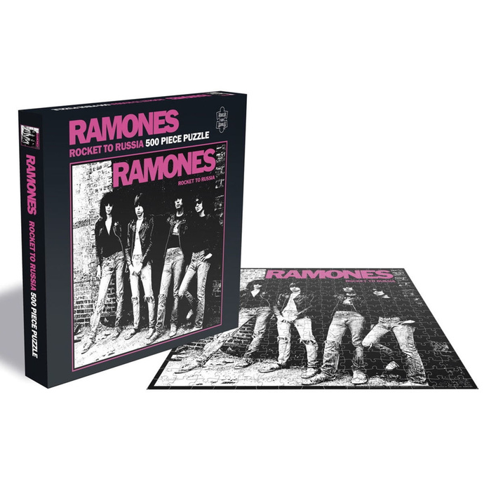 PLASTIC HEAD Ramones ROCKET TO RUSSIA
