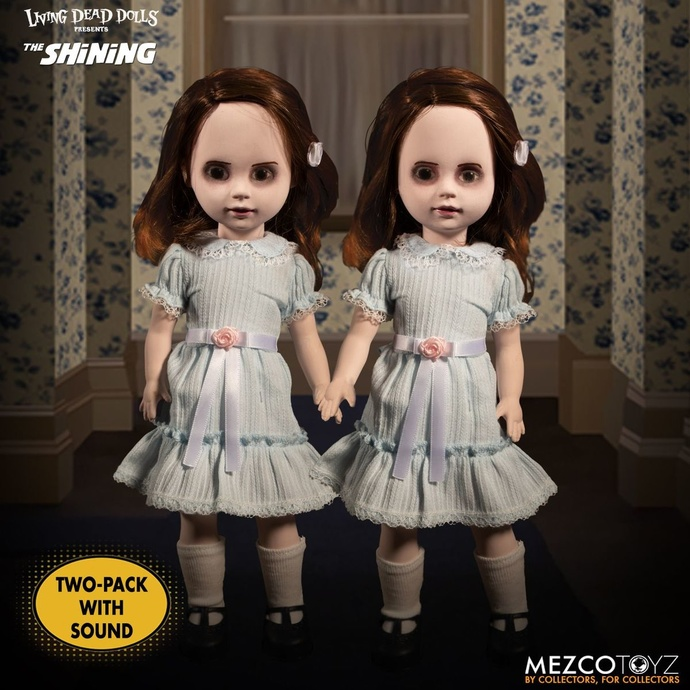 panenka LIVING DEAD DOLLS Shining - movie Living Dead Dolls