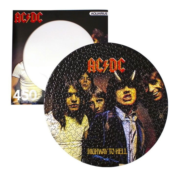 puzzle ACDC - Highway To Hell - NMRALBM-002