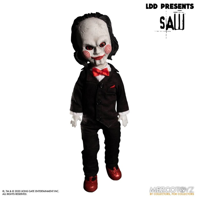 panenka Saw - Living Dead Dolls - Doll Billy - MEZ99620