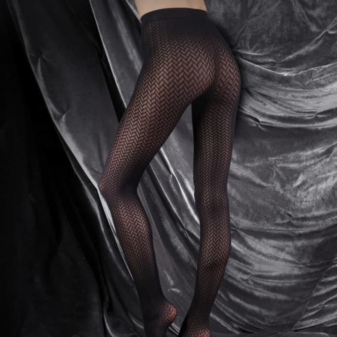punčocháče LEGWEAR couture ultimates XL