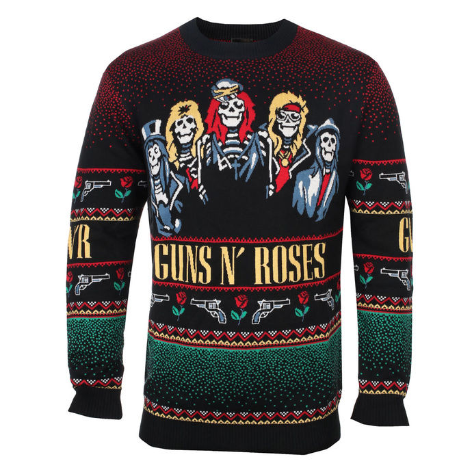 svetr BRAVADO Guns N Roses HOLIDAY 19 L