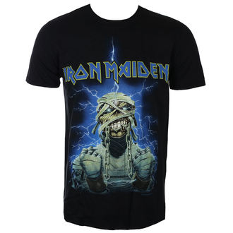 tričko pánské Iron Maiden - Powerslave Mummy - ROCK OFF, ROCK OFF, Iron Maiden