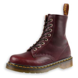 boty Dr. Martens - 8 dírkové - Burgundy - 1460 Pascal - DM24196606 ... 9f3cf38744
